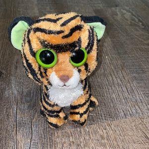 Tiger ty beanie boo